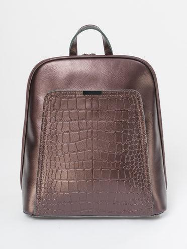 Сумка кожа теленок, цвет бордо, арт. 04810161  - цена 4990 руб.  - магазин TOTOGROUP