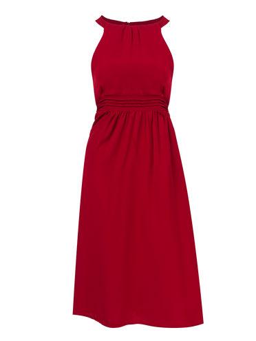Платье , цвет бордо, арт. 04810554  - цена 1130 руб.  - магазин TOTOGROUP