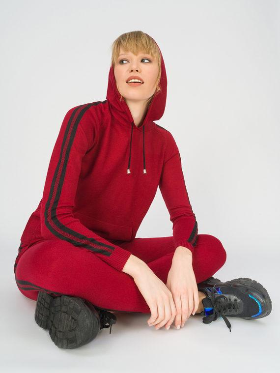 Трикотажный костюм , цвет бордо, арт. 04811183  - цена 1990 руб.  - магазин TOTOGROUP