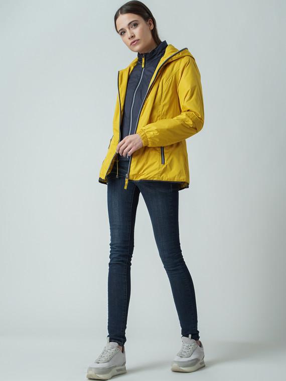 Ветровка 100% полиэстер, цвет желтый, арт. 05005559  - цена 3590 руб.  - магазин TOTOGROUP
