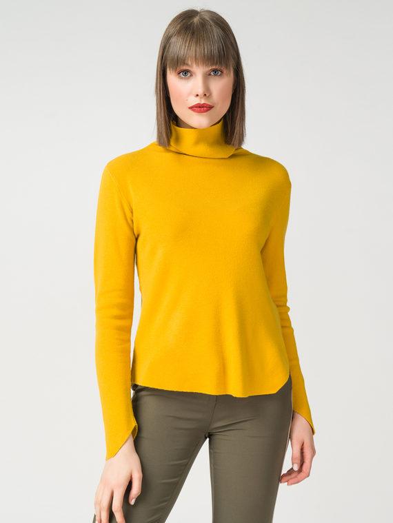 Джемпер 74% вискоза, 26% полиэстер, цвет желтый, арт. 05108452  - цена 1660 руб.  - магазин TOTOGROUP