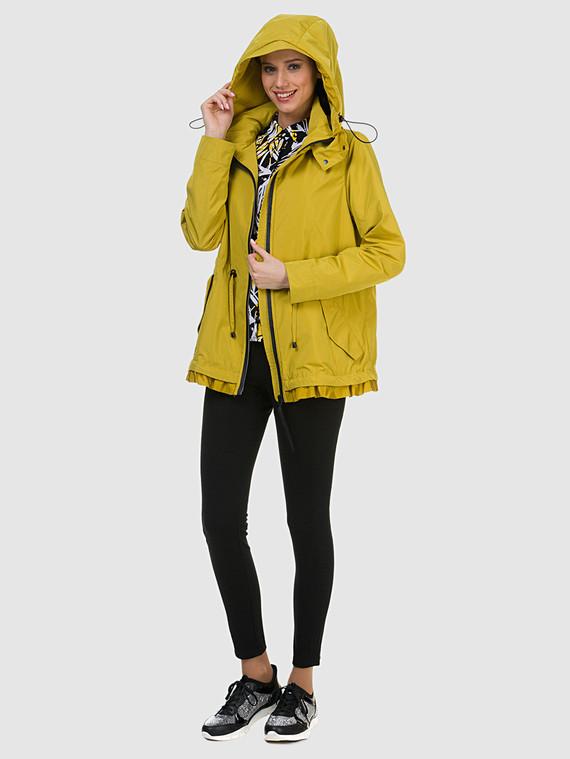 Ветровка текстиль, цвет желтый, арт. 05700339  - цена 3990 руб.  - магазин TOTOGROUP