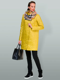 Ветровка текстиль, цвет желтый, арт. 05700367  - цена 5990 руб.  - магазин TOTOGROUP