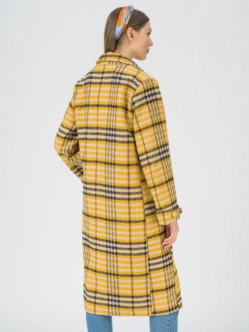 Текстильное пальто артикул 05711391/44 - фото 4