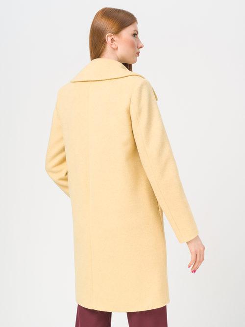 Текстильное пальто артикул 05809323/42 - фото 3