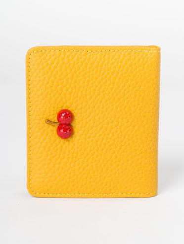 Кошелек кожа корова, цвет желтый, арт. 05810495  - цена 1190 руб.  - магазин TOTOGROUP