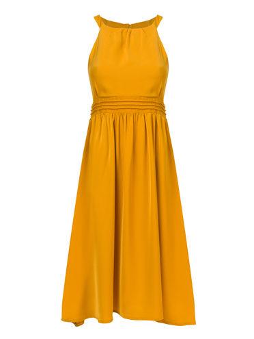 Платье , цвет желтый, арт. 05810554  - цена 1130 руб.  - магазин TOTOGROUP