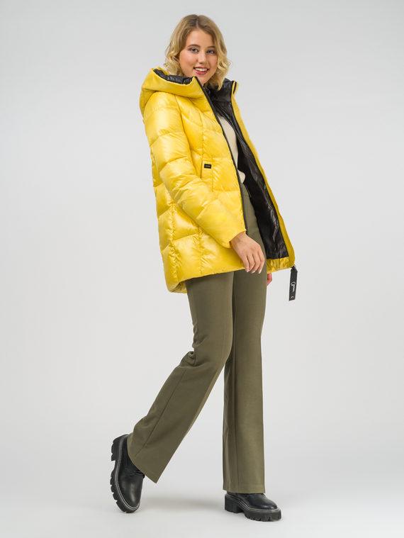 Пуховик 100% полиэстер, цвет желтый, арт. 05810567  - цена 5890 руб.  - магазин TOTOGROUP