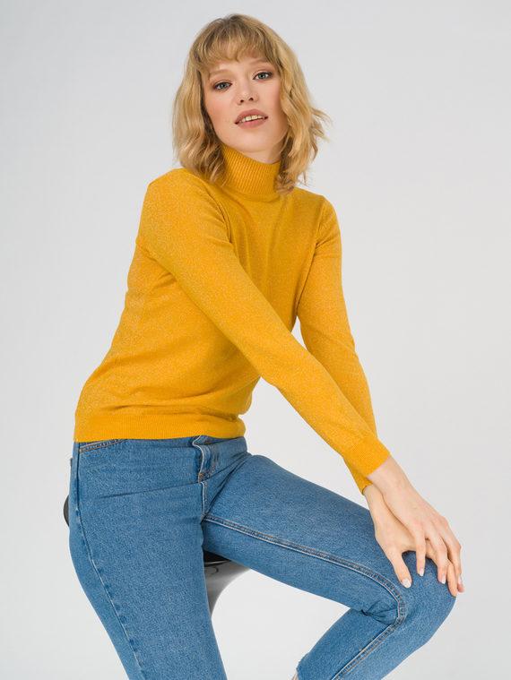 Джемпер 100% полиэстер, цвет желтый, арт. 05811140  - цена 1990 руб.  - магазин TOTOGROUP