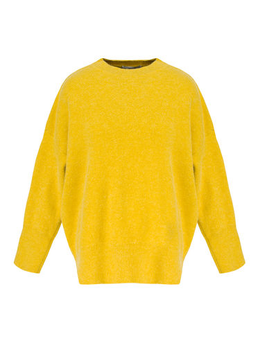 Джемпер 31% нейлон, 30% шерсть, 29% полиэстер , 10% тенсель, цвет желтый, арт. 05811335  - цена 2550 руб.  - магазин TOTOGROUP