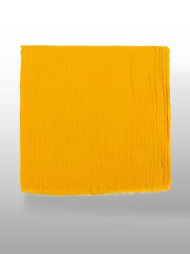 Шарф 100% бамбук, цвет желтый, арт. 05902880  - цена 690 руб.  - магазин TOTOGROUP