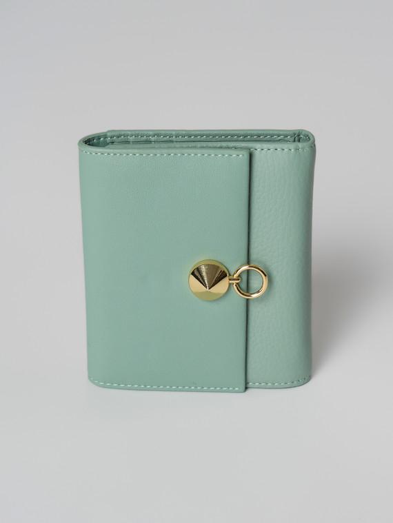 Кошелек кожа флоттер, цвет зеленый, арт. 06006038  - цена 1950 руб.  - магазин TOTOGROUP