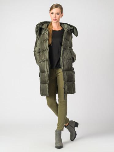 Пуховик текстиль, цвет зеленый, арт. 06006443  - цена 12690 руб.  - магазин TOTOGROUP
