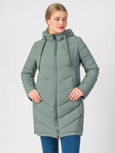 Пуховик текстиль, цвет зеленый, арт. 06006489  - цена 7990 руб.  - магазин TOTOGROUP
