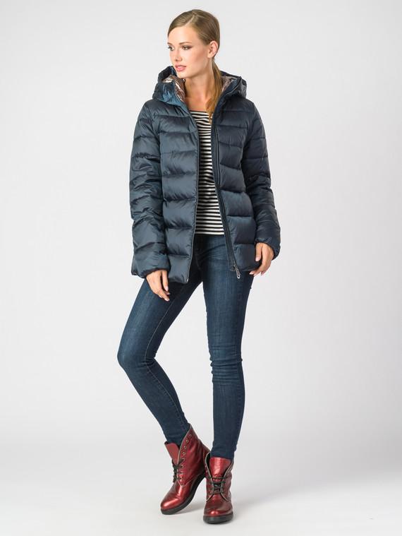 Пуховик текстиль, цвет синий, арт. 06006561  - цена 4740 руб.  - магазин TOTOGROUP