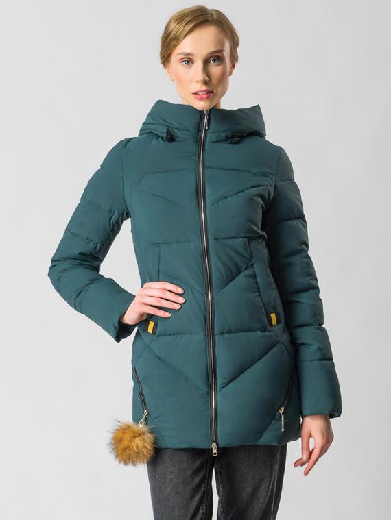 Пуховик текстиль, цвет зеленый, арт. 06006580  - цена 3990 руб.  - магазин TOTOGROUP