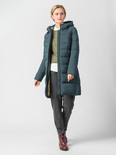 Пуховик текстиль, цвет зеленый, арт. 06006582  - цена 5890 руб.  - магазин TOTOGROUP