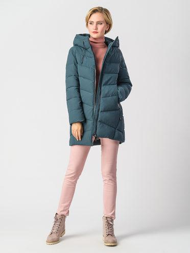 Пуховик текстиль, цвет зеленый, арт. 06006587  - цена 4990 руб.  - магазин TOTOGROUP