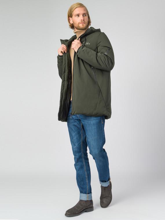 Пуховик текстиль, цвет зеленый, арт. 06006682  - цена 4990 руб.  - магазин TOTOGROUP