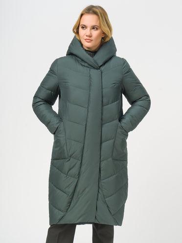 Пуховик 100% полиэстер, цвет зеленый, арт. 06108619  - цена 8990 руб.  - магазин TOTOGROUP