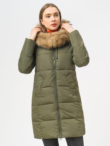 Пуховик текстиль, цвет зеленый, арт. 06108943  - цена 7490 руб.  - магазин TOTOGROUP