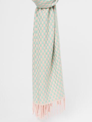 Шарф , цвет зеленый, арт. 06109680  - цена 1070 руб.  - магазин TOTOGROUP