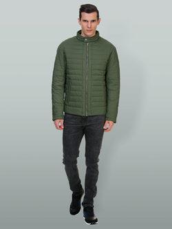 Ветровка текстиль, цвет зеленый, арт. 06700243  - цена 5990 руб.  - магазин TOTOGROUP