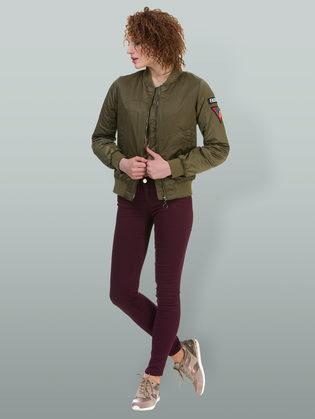 Ветровка текстиль, цвет зеленый, арт. 06700291  - цена 2420 руб.  - магазин TOTOGROUP