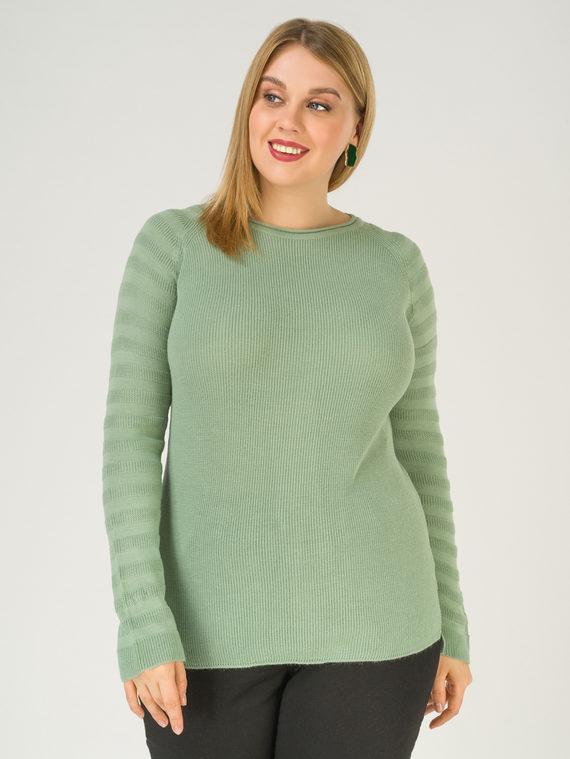 Джемпер , цвет зеленый, арт. 06811178  - цена 1130 руб.  - магазин TOTOGROUP