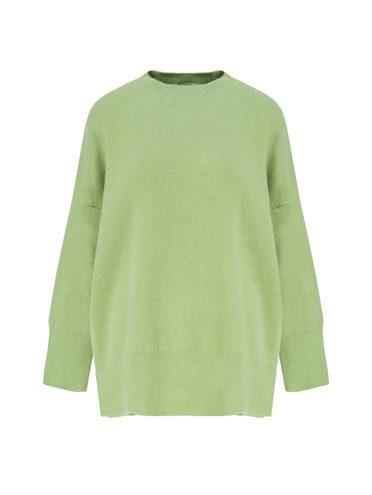 Джемпер 31% нейлон, 30% шерсть, 29% полиэстер , 10% тенсель, цвет зеленый, арт. 06811335  - цена 2550 руб.  - магазин TOTOGROUP