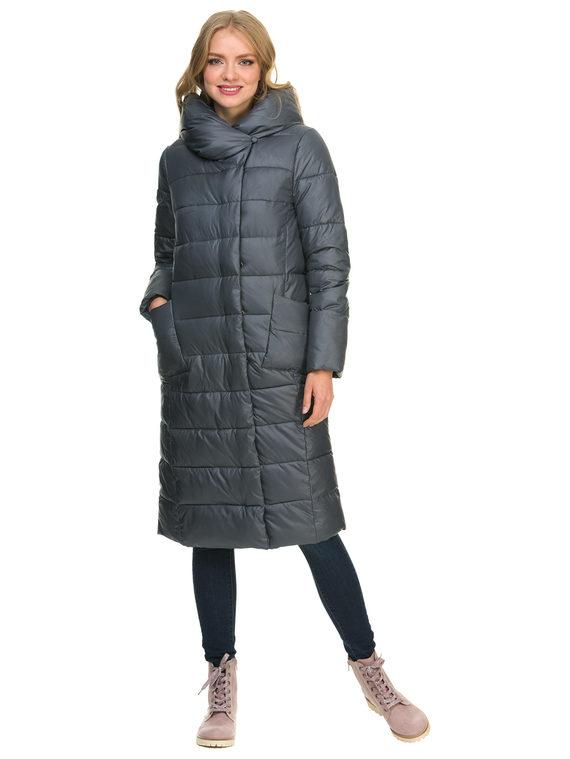 Пуховик текстиль, цвет серый, арт. 06900667  - цена 5590 руб.  - магазин TOTOGROUP