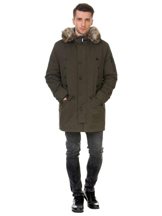 Пуховик текстиль, цвет зеленый, арт. 06900984  - цена 14990 руб.  - магазин TOTOGROUP