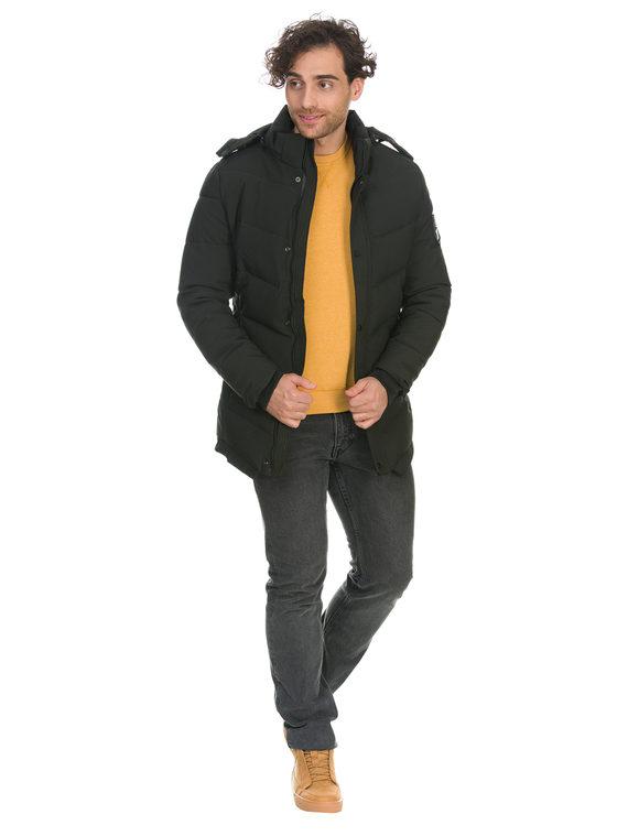 Пуховик текстиль, цвет зеленый, арт. 06901024  - цена 3190 руб.  - магазин TOTOGROUP