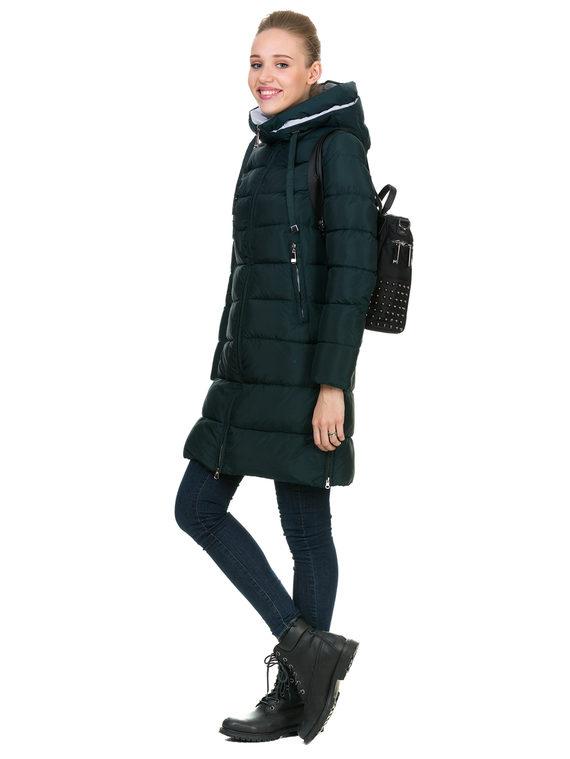 Пуховик текстиль, цвет зеленый, арт. 06902769  - цена 5290 руб.  - магазин TOTOGROUP