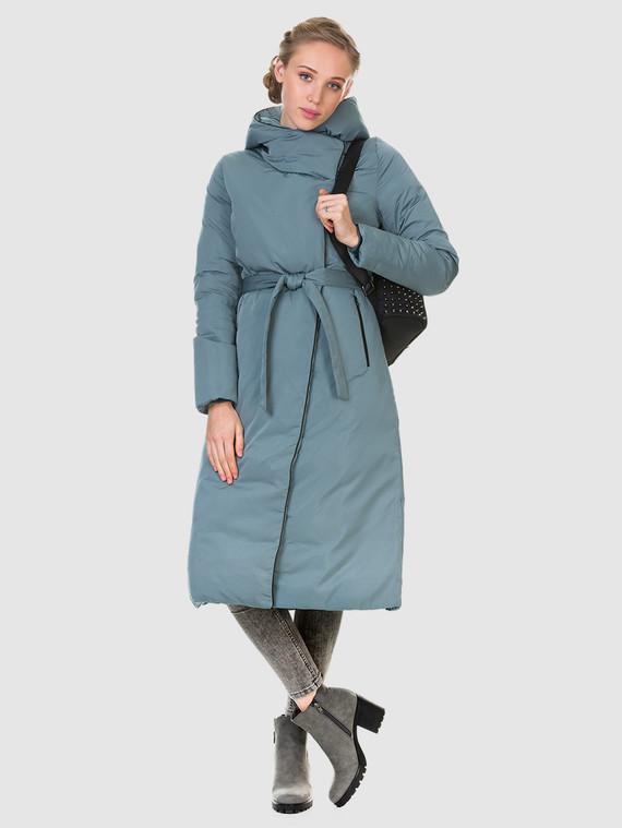 Пуховик текстиль, цвет голубой, арт. 06902831  - цена 5590 руб.  - магазин TOTOGROUP