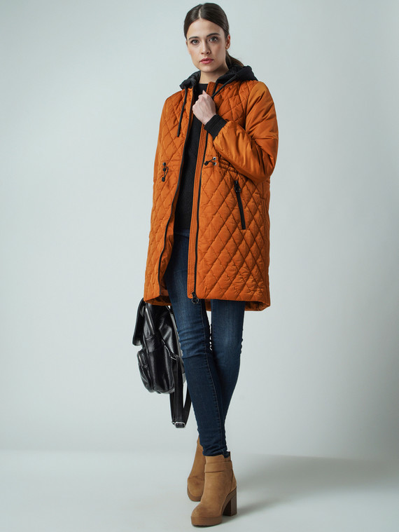 Ветровка текстиль, цвет коричневый, арт. 07005620  - цена 3990 руб.  - магазин TOTOGROUP