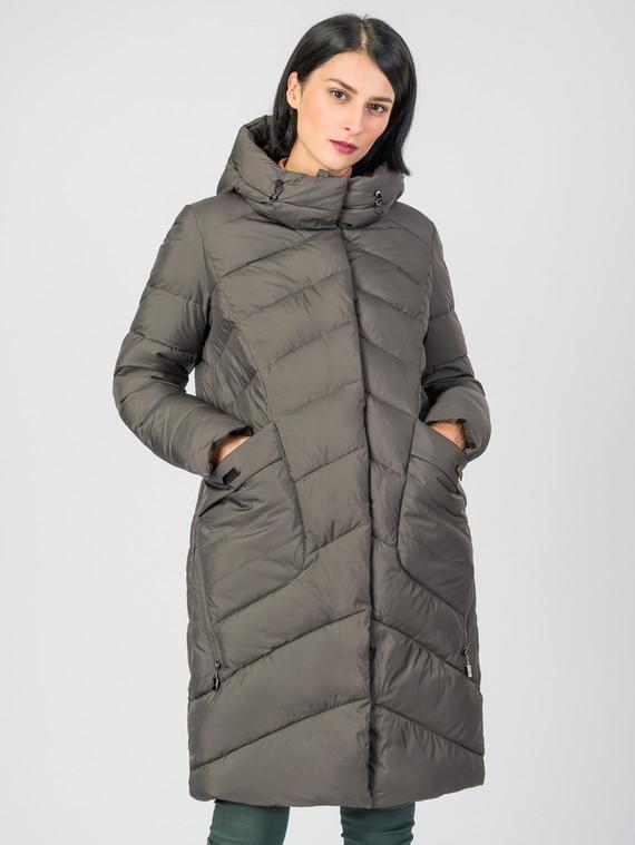 Пуховик текстиль, цвет коричневый, арт. 07006546  - цена 5290 руб.  - магазин TOTOGROUP