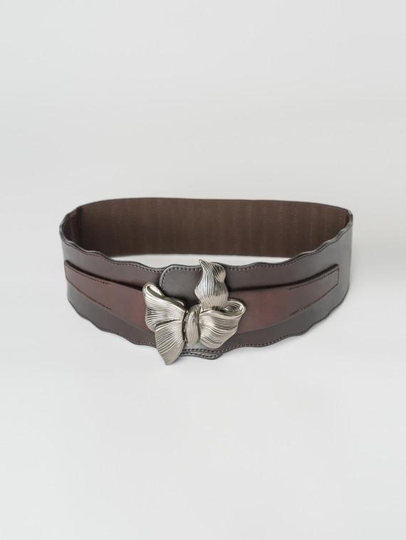 Ремень кожа теленок, цвет коричневый, арт. 07007258  - цена 2060 руб.  - магазин TOTOGROUP