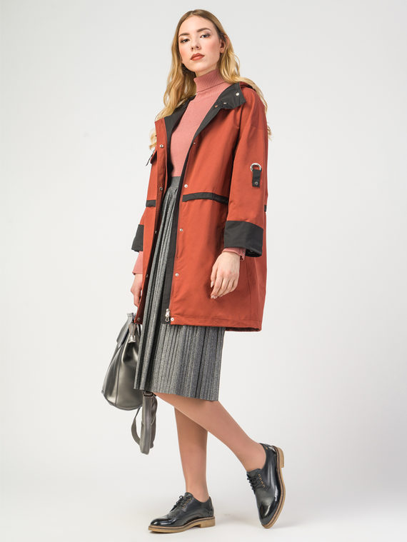 Ветровка текстиль, цвет коричневый, арт. 07107723  - цена 3990 руб.  - магазин TOTOGROUP