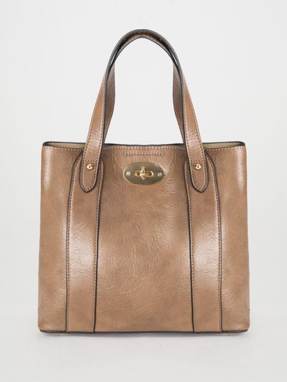 Сумка эко-кожа 100% П/А, цвет коричневый, арт. 07108245  - цена 1570 руб.  - магазин TOTOGROUP