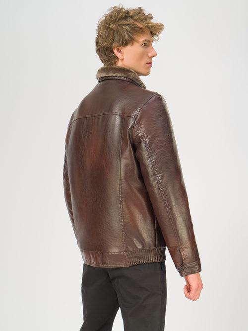 Кожаная куртка артикул 07108922/46 - фото 3