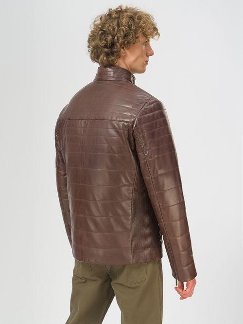 Кожаная куртка артикул 07109537/46 - фото 3