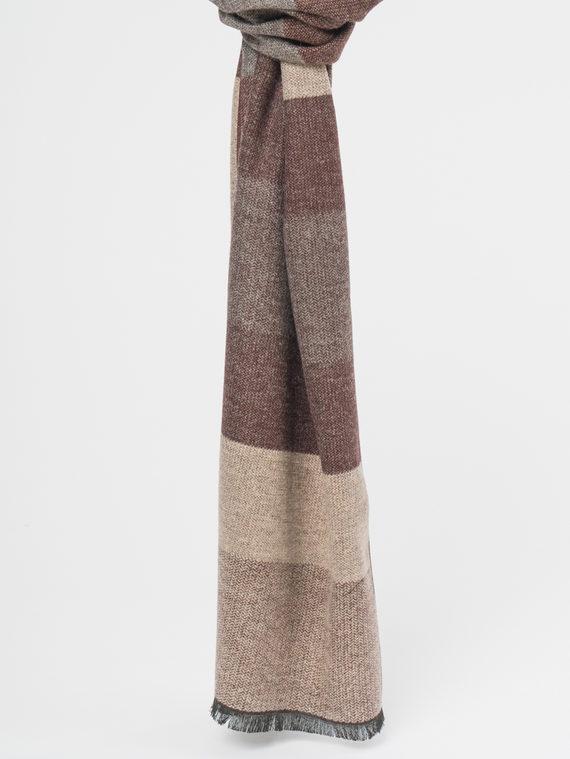 Шарф , цвет коричневый, арт. 07109693  - цена 890 руб.  - магазин TOTOGROUP