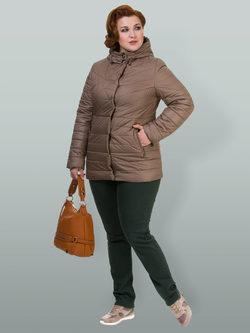 Ветровка текстиль, цвет коричневый, арт. 07700306  - цена 5290 руб.  - магазин TOTOGROUP