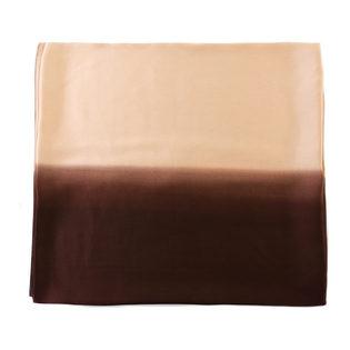 Шарф 80% п\э, 20% шелк, цвет коричневый, арт. 07700319  - цена 1071 руб.  - магазин TOTOGROUP