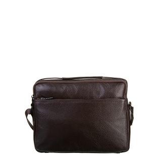 Сумка кожа, цвет коричневый, арт. 07700577  - цена 3790 руб.  - магазин TOTOGROUP