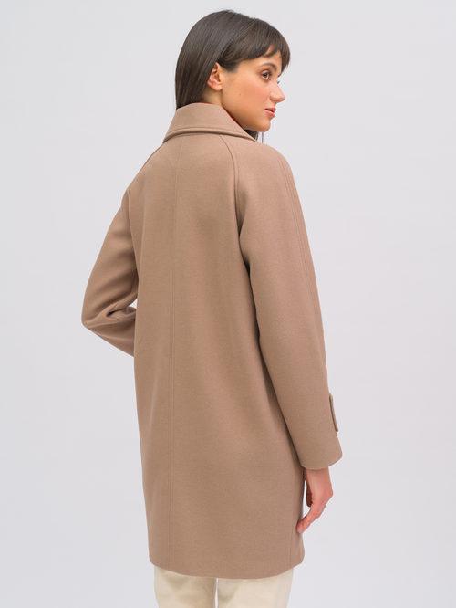 Текстильное пальто артикул 07719896/40 - фото 5