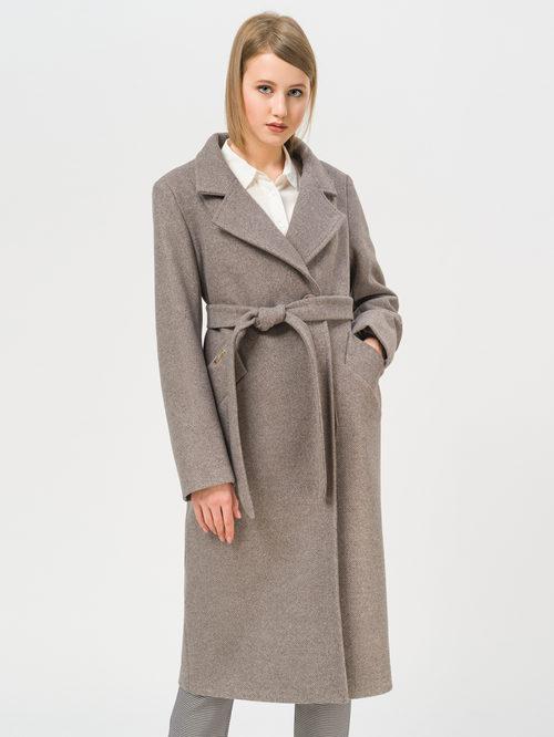 Текстильное пальто артикул 07809983/48 - фото 2