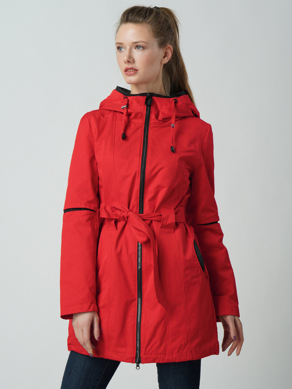 Ветровка текстиль, цвет красный, арт. 08005713  - цена 4490 руб.  - магазин TOTOGROUP