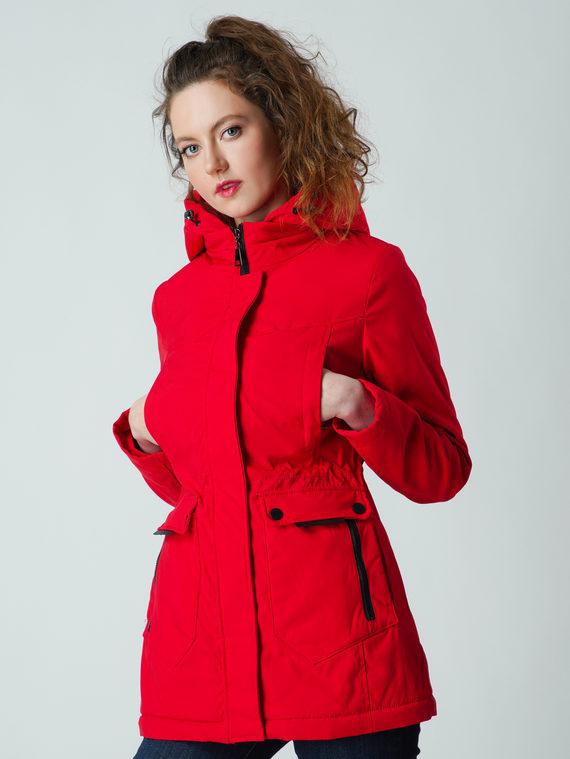 Ветровка текстиль, цвет красный, арт. 08005741  - цена 4490 руб.  - магазин TOTOGROUP
